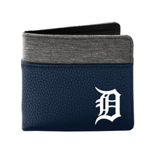 Load image into Gallery viewer, Detroit Tigers Pebble Bi-Fold Wallet