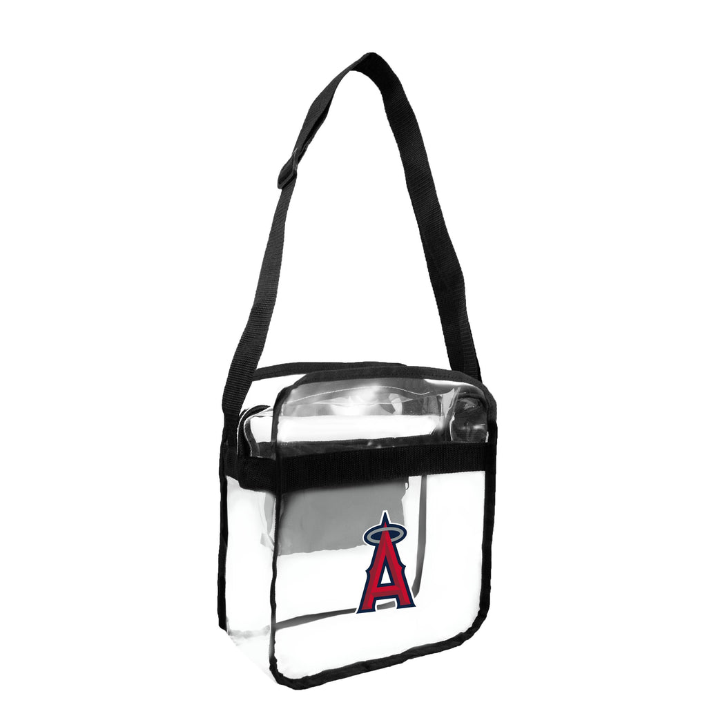 Los Angeles Angels Clear Carryall Crossbody