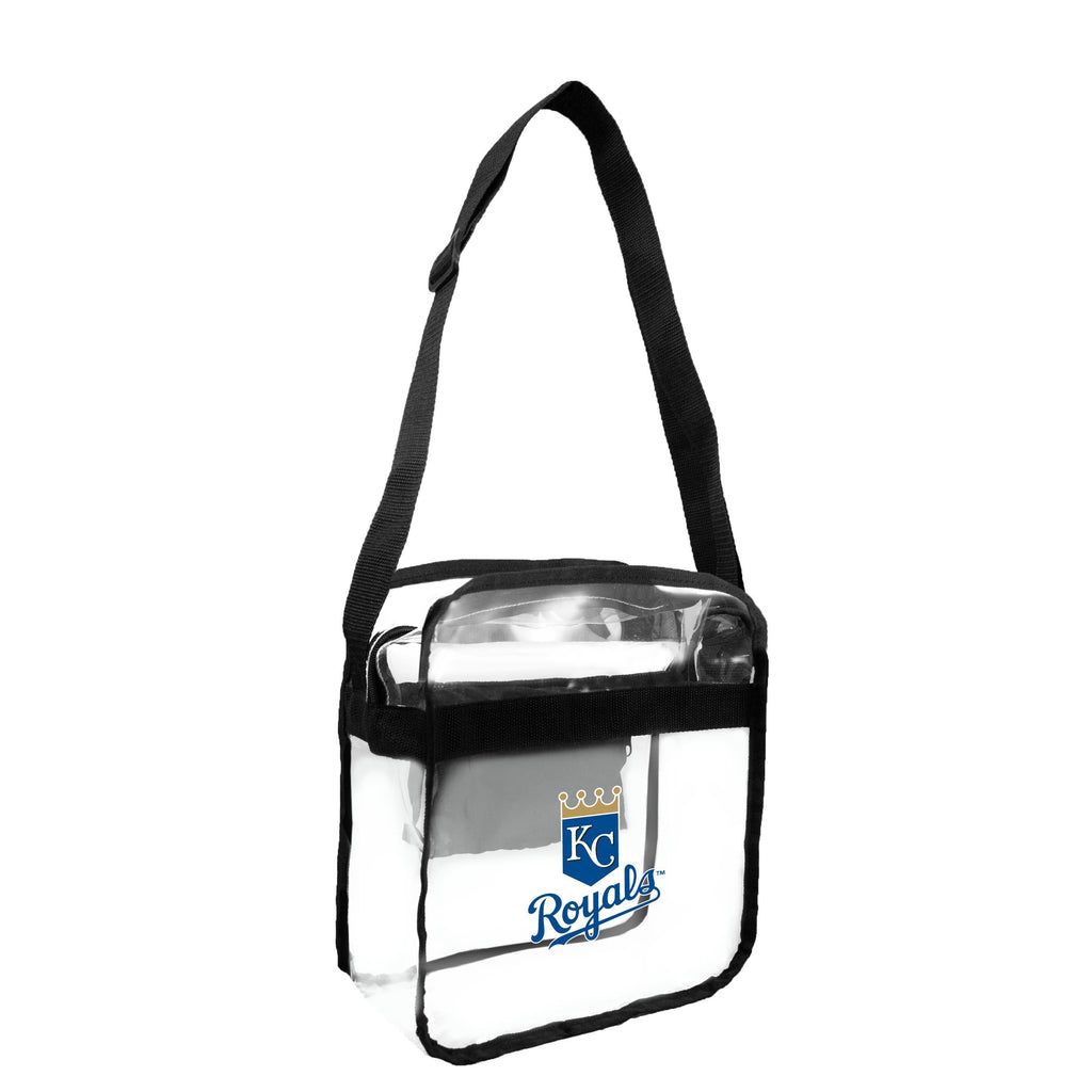 Kansas City Royals Clear Carryall Crossbody