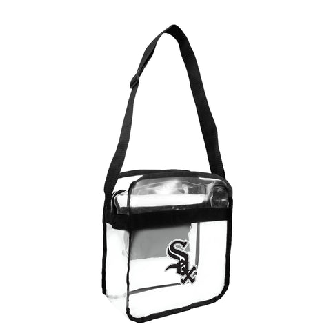 Chicago White Sox Clear Carryall Crossbody
