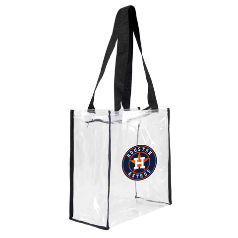 Houston Astros Clear Square Stadium Tote