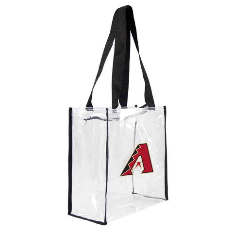 Arizona Diamondbacks Clear Square Stadium Tote