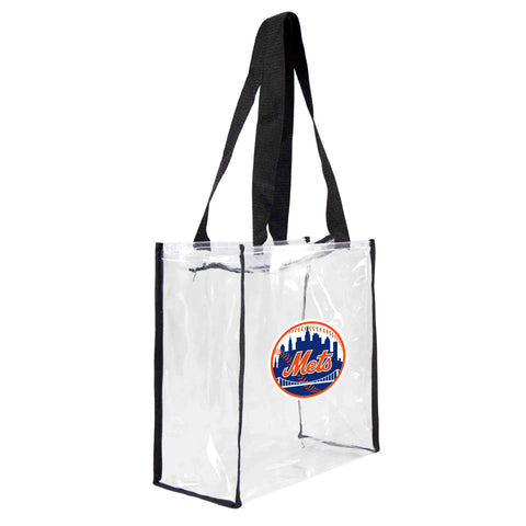 New York Mets Clear Square Stadium Tote