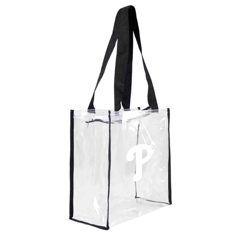 Philadelphia Phillies Clear Square Stadium Tote