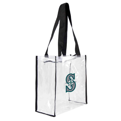 Seattle Mariners Clear Square Stadium Tote