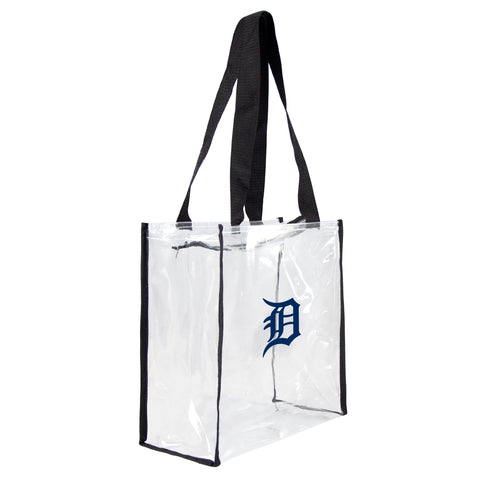 Detroit Tigers Clear Square Stadium Tote