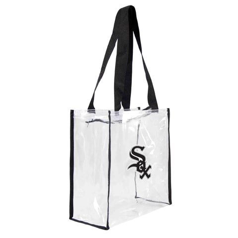 Chicago White Sox Clear Square Stadium Tote