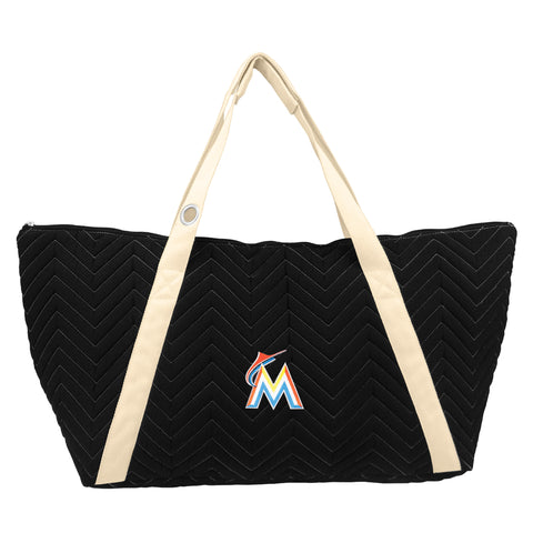 Miami Marlins Chev Stitch Weekender