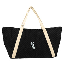 Load image into Gallery viewer, Chicago White Sox Chev Stitch Weekender