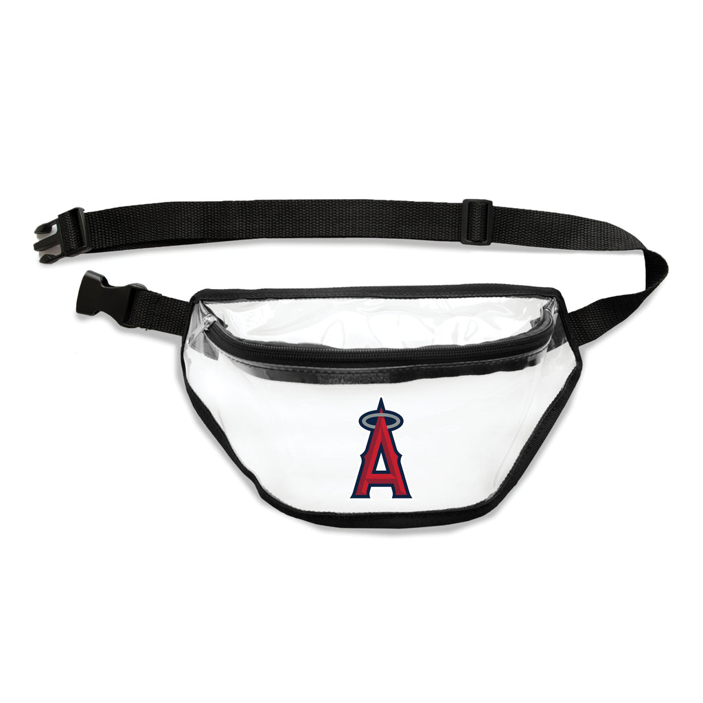 Los Angeles Angels of Anaheim Clear Fanny Pack