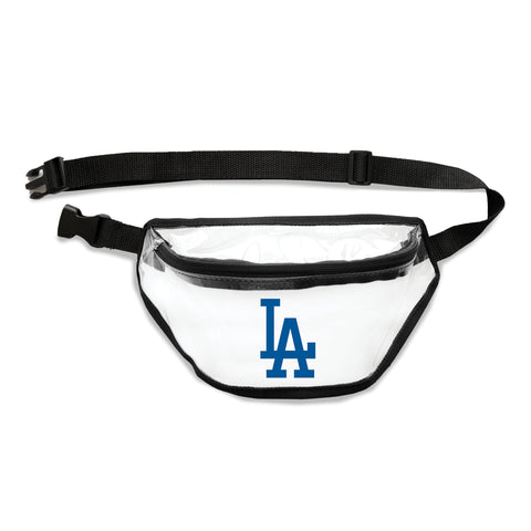 Los Angeles Dodgers Clear Fanny Pack
