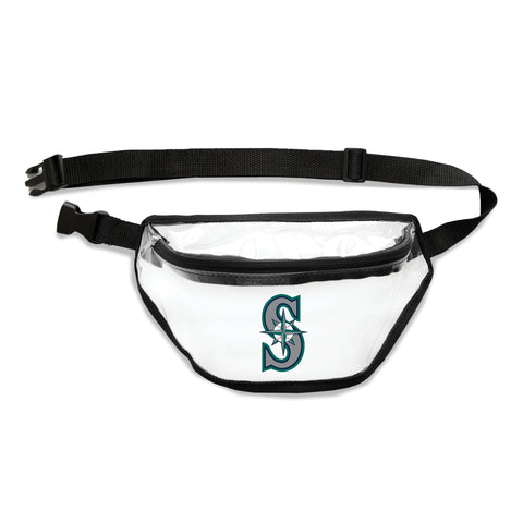 Seattle Mariners Clear Fanny Pack