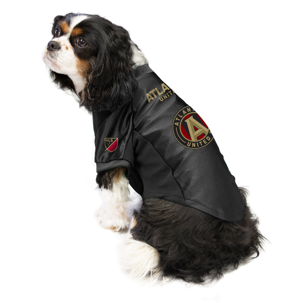 Atlanta United Pet Stretch Jersey