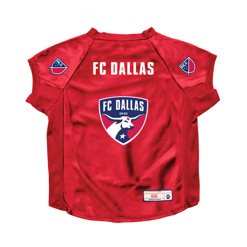 FC Dallas Big Pet Stretch Jersey