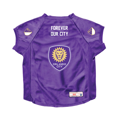 Orlando City SC Big Pet Stretch Jersey