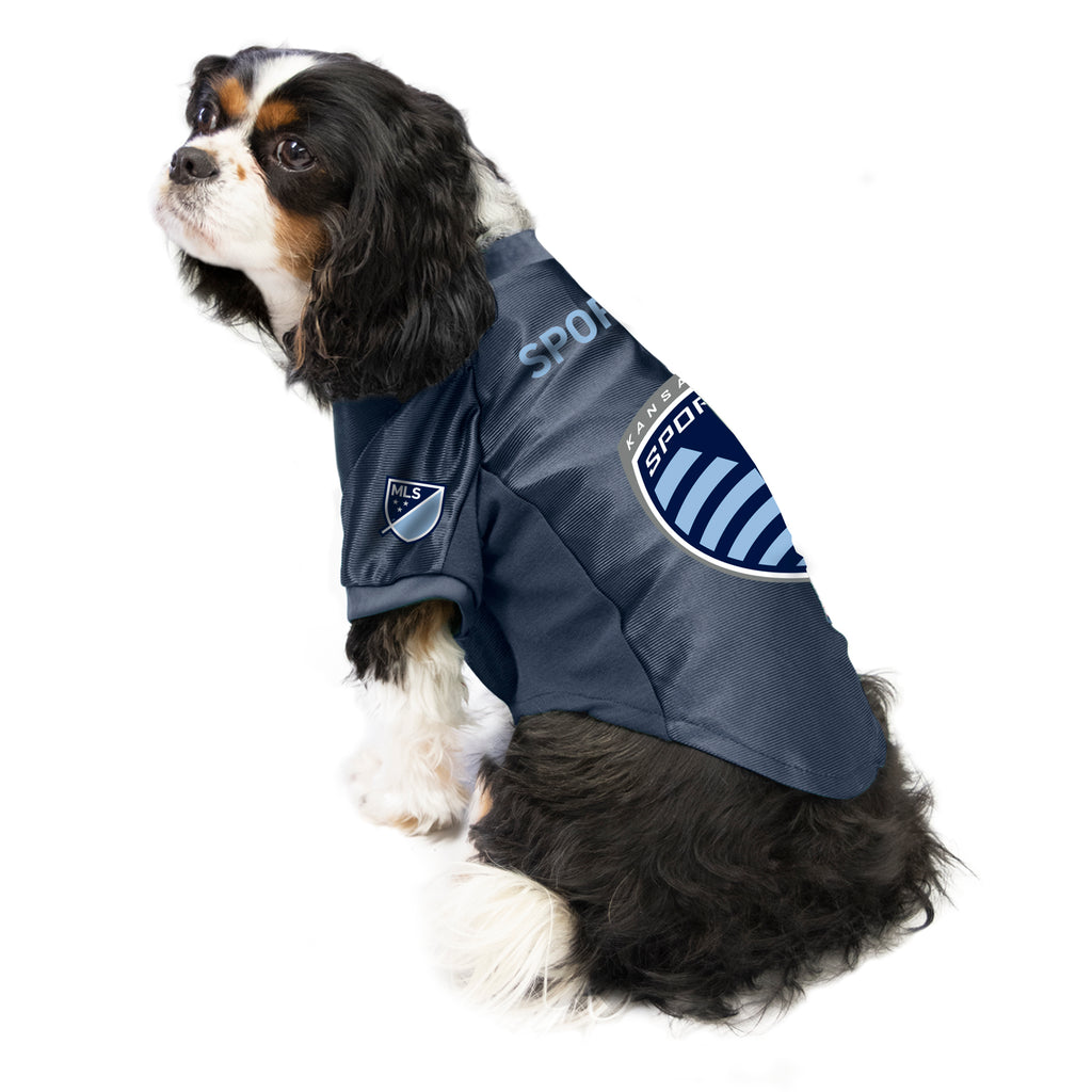 Sporting Kansas City Pet Stretch Jersey