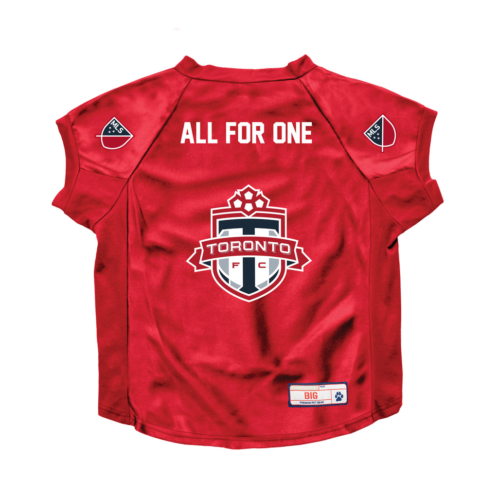Toronto FC Pet Stretch Jersey