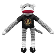 Load image into Gallery viewer, Atlanta United Team Sock Monkey Pet Toy