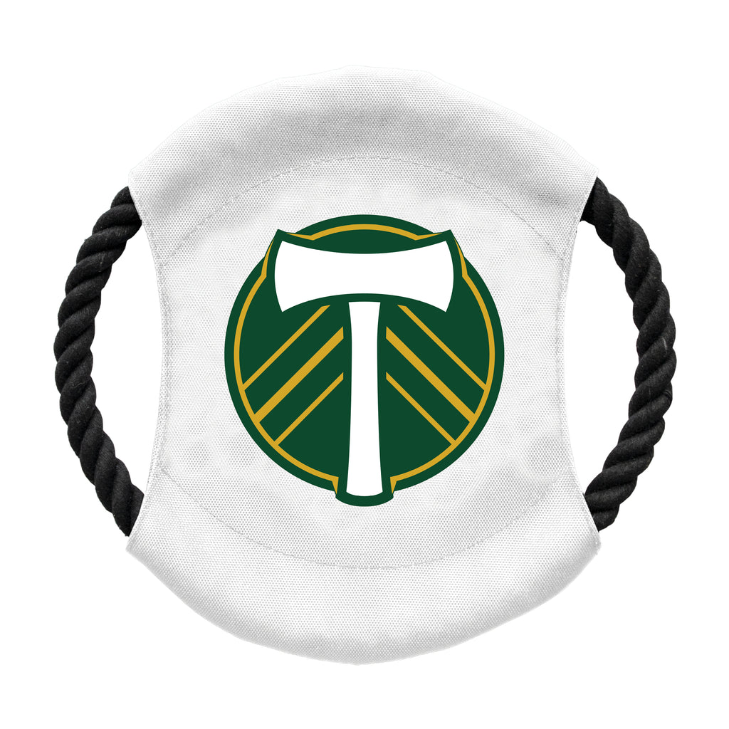 Portland Timbers Team Flying Disc Pet Toy