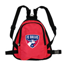 Load image into Gallery viewer, FC Dallas Pet Mini Backpack