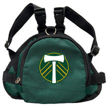 Load image into Gallery viewer, Portland Timbers Pet Mini Backpack