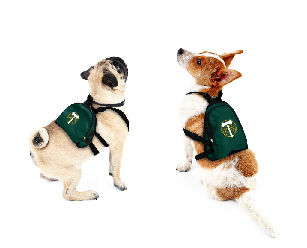 Portland Timbers Pet Mini Backpack