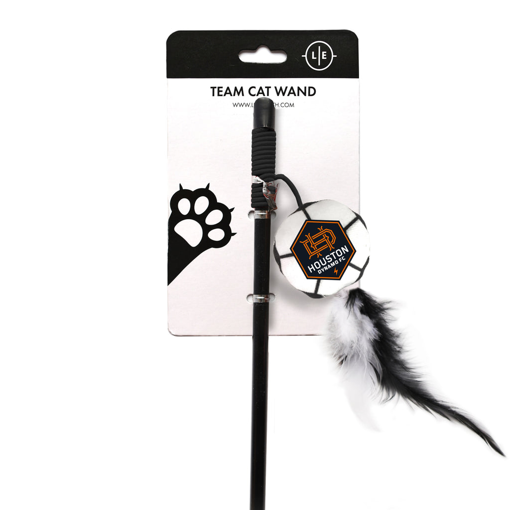 Houston Dynamo Cat Wand