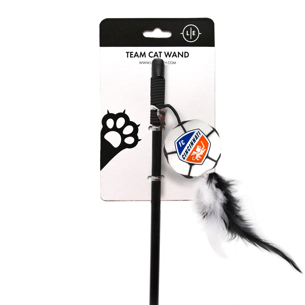 FC Cincinnati Cat Wand