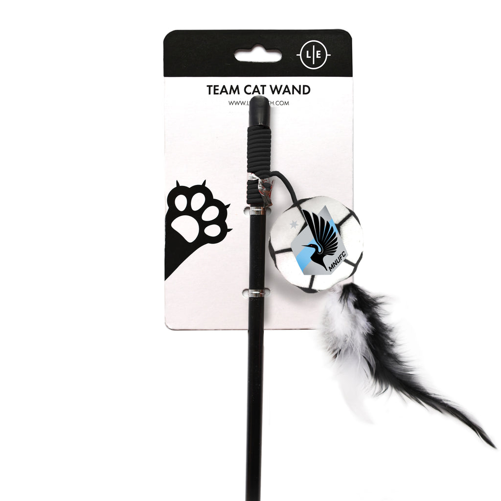 Minnesota United Cat Wand