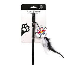 Load image into Gallery viewer, New York Red Bulls Cat Wand