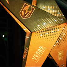 Load image into Gallery viewer, Vegas Golden Knights Star Lantern