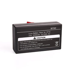 Yuneec ST10 3.6v 5200mAh 1C LiPo Battery for Yuneec ST10 YUNST10100