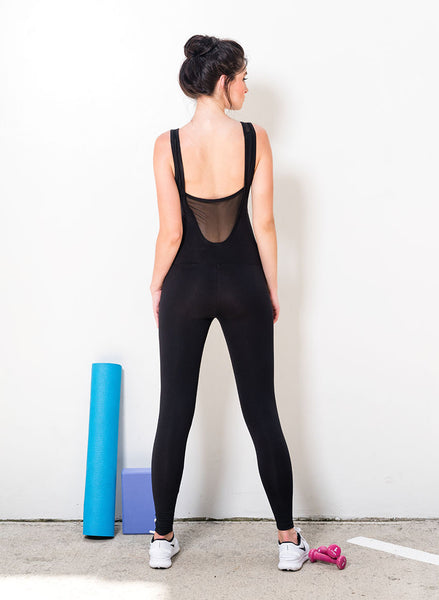 Namaste Bodysuit / Black
