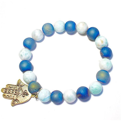 Larimar-and-druzy-bracelet