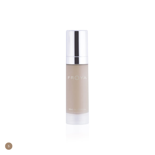 Photo finish moisture foundation