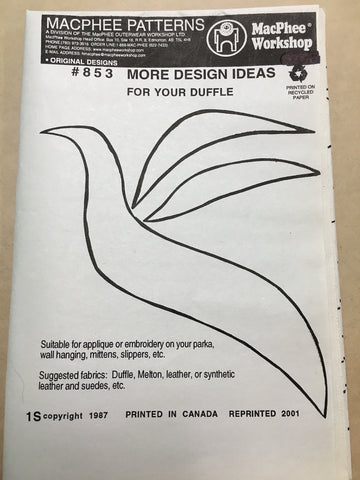 #853 MORE DESIGN IDEAS