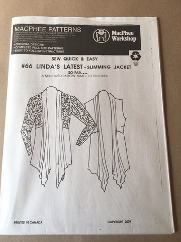 #66 SLIMMING JACKET