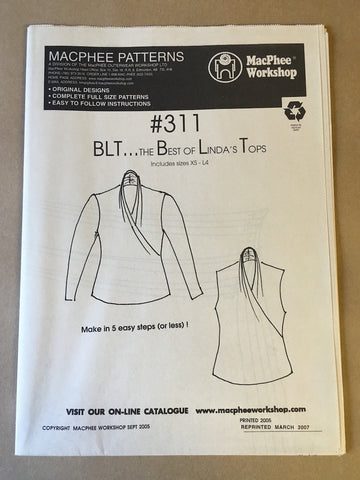 #311 BLT (BEST OF LINDA'S TOPS)