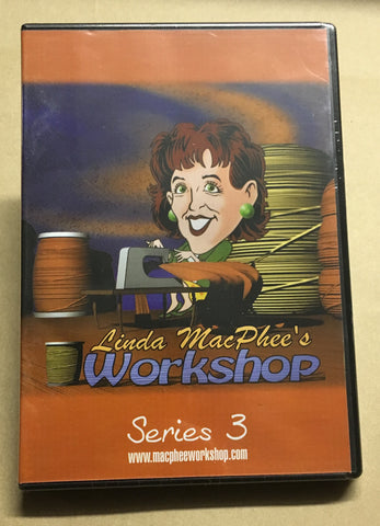 LINDA MACPHEE'S WORKSHOP SEASON 3
