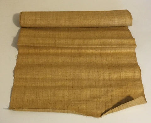Golden Sand - Hemp Fabric