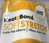 HEATNBOND Lite SoftStretch - Fusible Web Adhesive - 43cm x 1.8m