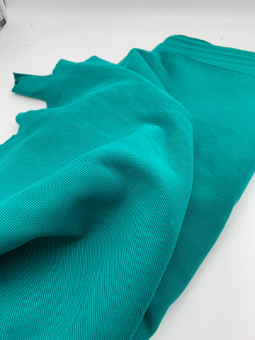 HEAVYWEIGHT NYLON RIBBING - JADE
