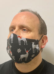 Reindeers - FACE MASK