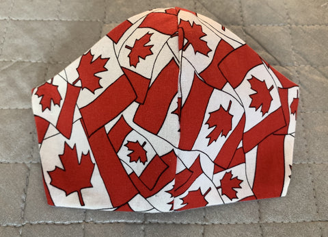 Canada flags - FACE MASK