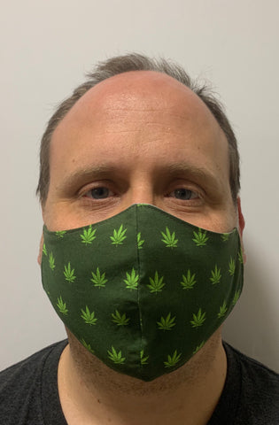 Pot leaf - FACE MASK