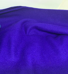 Wool Velour - Purple