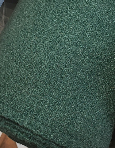 Melton - Christmas Tree Green (Textured)