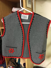 #115 ADULT WORLD'S EASIEST VEST