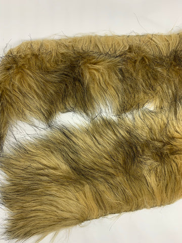 FAUX FUR - Browns