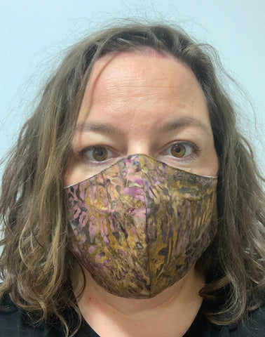 Autumn Batik - FACE MASK